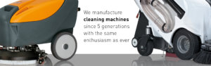 Hooper Services - Exclusive distributor reseller of TSM Cleaning Machines
