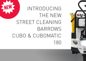 Hooper Services - TSM Cleaning Machine - Cubomatic
