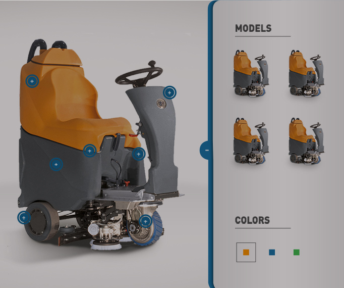 Hooper Services - TSM Cleaning Machine UK Distributor - Hampshire Portsmouth Southampton