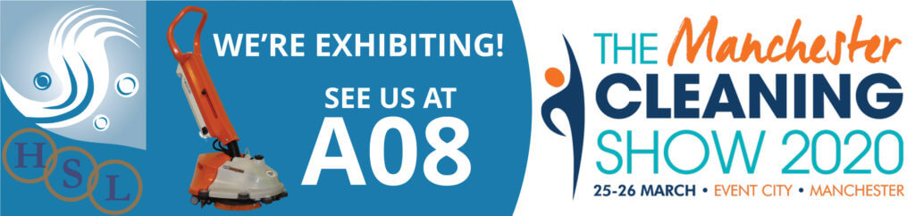 Hooper Services - Exhibiting at the Manchester Cleaning Show 2020