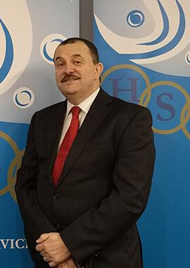 Hooper Services - Ian Hooper - Managing Director