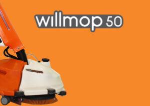 Hooper Services - TSM Cleaning Machine - Willmop 50