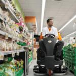GB145 - Supermarket Aisle