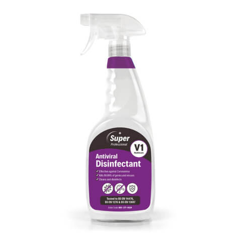Super Professional V1 Antiviral Disinfectant