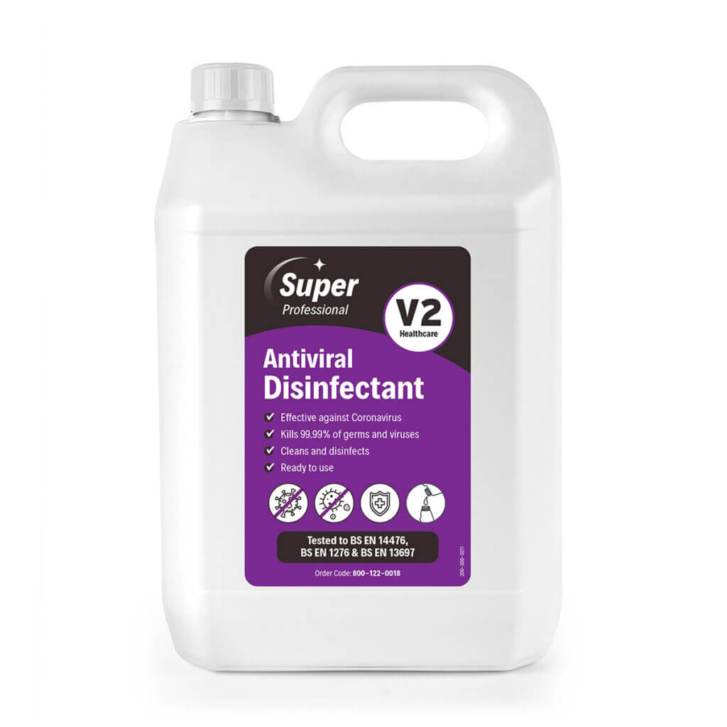 Super Professional V2 Antiviral Disinfectant